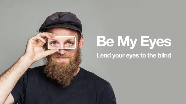 The App That Help to Lend Eyes to the Blind